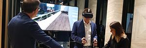 La realidad virtual llega al mundo de la cerámica de la mano de Innoarea