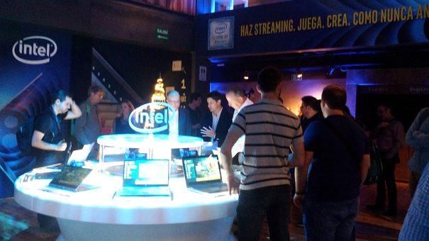 Intel Showroom 2017