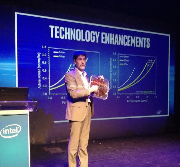 Intel Showroom 2017 - Carlos Clerencia