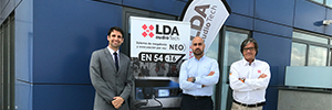 LDA Audio Tech abre oficina comercial en Madrid