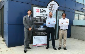 LDA Audio Tech abre oficina en Madrid