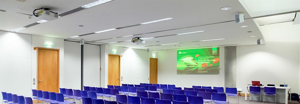 Nec contribuye a la transformaci n audiovisual del palacio for Sala 0 palacio de la prensa