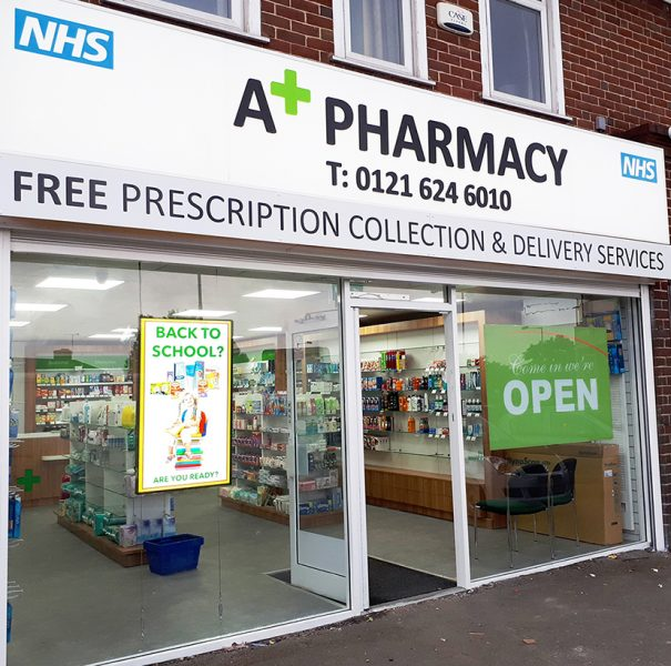 Peerless AV en Pharmacies UK con Healthpoint