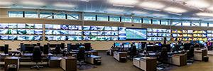 El Departamento de Transporte de Washington renueva su centro de control con NEC y Peerless-AV