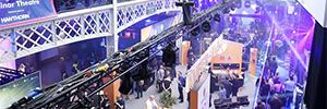 Ayrton, Chauvet, ETC, Clay Paky y MA Lighting acuden al 40 aniversario de Plasa Show