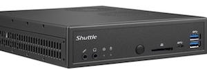 Shuttle DH270: mini PC with HDMI 2.0 for operation with multiscreen and digital signage