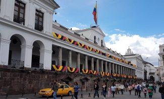 TS Group velada libertaria ecuador