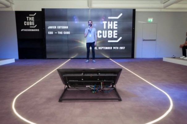 TheCube Madrid