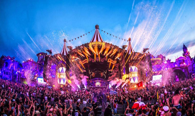 Tomorrowland Connected Via Streaming Five Continents With