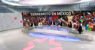 Vitelsa Plato informativos Telemadrid