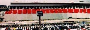 Dante convierte a Bristol Speedway en una de las instalaciones de audio en vivo más grandes del mundo