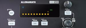 Allen & Heath amplía su propuesta en monitorización personal con ME-500