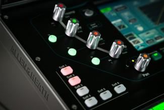 Allen heath SQ 5 audio-technica iberia