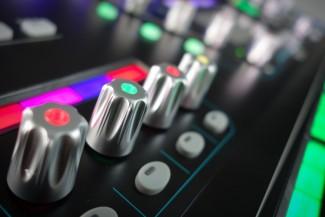 Allen heath SQ 6 audio-technica iberia