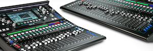 Mezcladores digitales SQ de Allen & Heath para audio en alta resolución y baja latencia