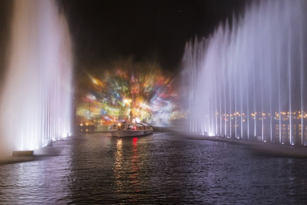Amsterdam Light Festival2016 photo Janus van den Eijnden