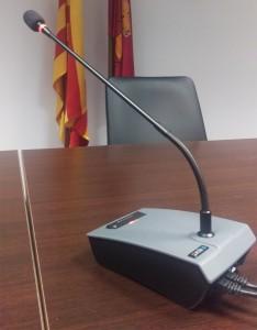 Oltre sala riattiva l'audio del Consiglio di Sant Marti Sarroca