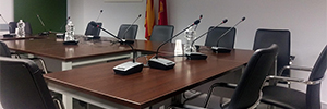 Apart sonoriza la sala de plenos del ayuntamiento de Sant Marti Sarroca