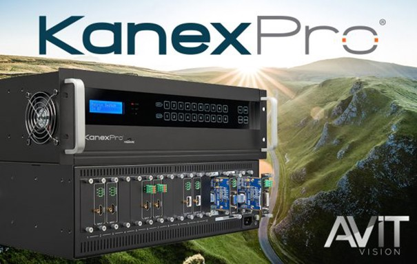 Avit Vision distribuye KanexPro