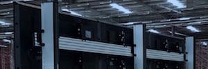 Los soportes de B-Tech ayudan a mejorar la visualización en las operaciones de almacén de CTBO