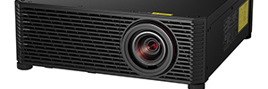 Ingevideo distribuye en España las soluciones de proyección profesional 4K de Canon