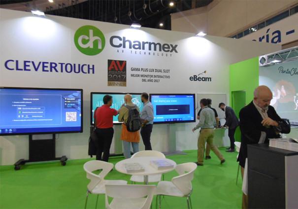 Charmex SIMO Educacion 2017