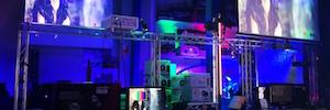 Charmex muestra a los profesionales la cadena completa de tratamiento de la señal AV