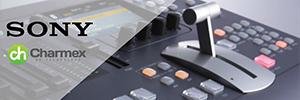 Charmex incorpora a su oferta AV las soluciones profesionales de Sony