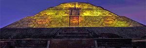 Christie y Cocolab reviven la zona arqueológica de las pirámides de Teotihuacán