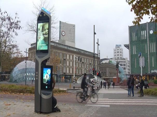 Citybeacon Eindhoven Zytronic