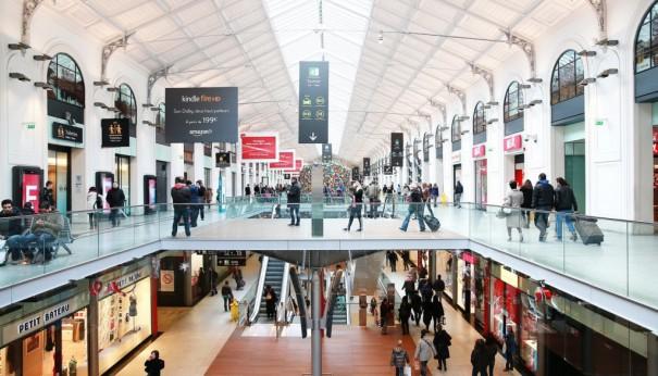 Estacion Paris Saint-Lazare