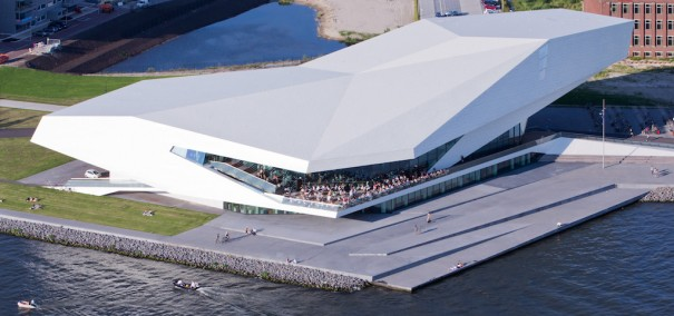 Eye Filmmuseum di Amsterdam