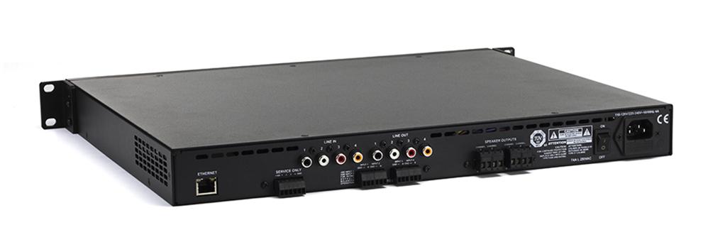 Klipsch KDA 500: amplificador DSP para instalaciones comerciales
