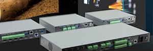 Matrices Kramer 4K60 4:2:0 HDMI para aplicaciones con pantalla dual en salas de reunión