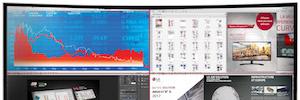 LG fomenta el talento creativo en el Mercado de Diseño de Madrid con sus nuevos monitores