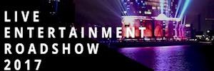 Live Entertainment Roadshow: Panasonic mostrará en una jornada lo último en tecnología aplicada a espectáculos