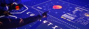 Lumentium lleva la tecnología de mapping 3D interactivo a las mesas de reuniones