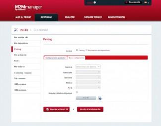 Matooma M2M manager