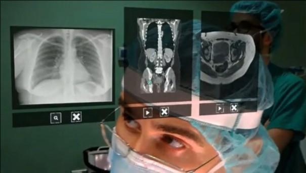 Microsoft HoloLens Hospital Gregorio Maranon exovite