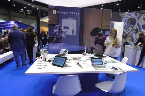 Microsoft SIMO Educacion 2017