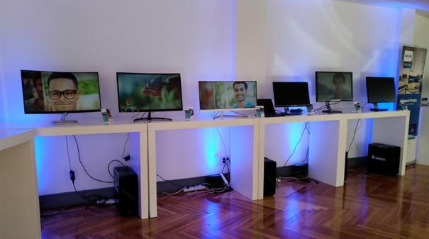 Monitores AOC MMD