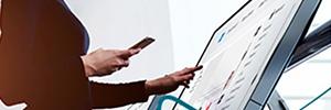 NEC Display organiza una jornada de puertas abiertas con sus soluciones de retail y colaboración
