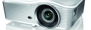 Proyectores Optoma 515ST: una alternativa a los sistemas de lente intercambiable
