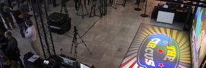 Panasonic exhibe en un roadshow las posibilidades de la integración tecnológica al servicio del espectáculo