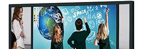 Panasonic completa su gama de pizarras interactivas para el aula y la empresa