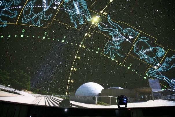 Planetario de Madrid Sky-Skan