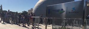 El Planetario de Madrid se renueva y migra a la tecnología de proyección óptico-digital 4K