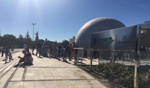 Planetario de Madrid2017