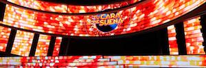'Tu cara me suena' viste su nuevo escenario con 152 m2 de pantalla de Led