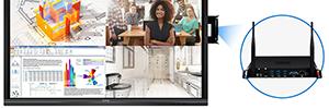 ViewSonic e Intel unen sus tecnologías para facilitar la colaboración en las salas de reuniones